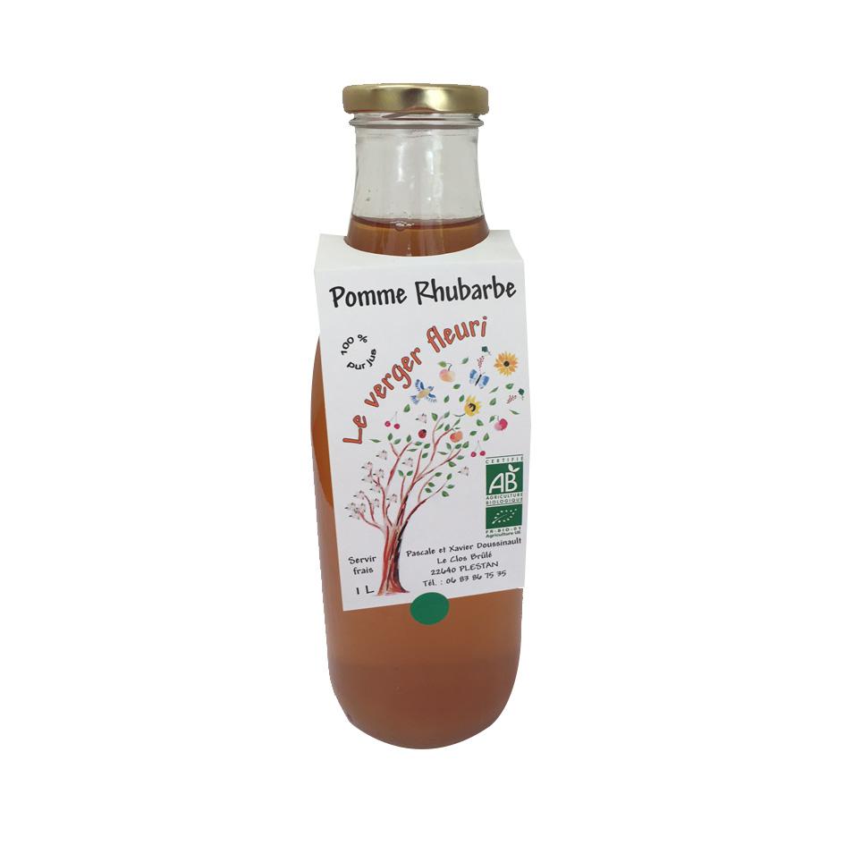 Jus de Pomme/Rhubarbe